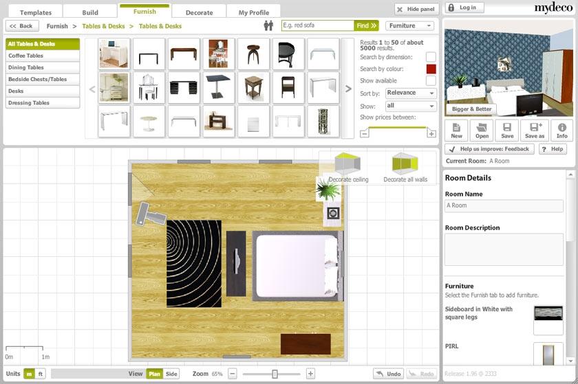 Arredare casa in 3d con mydeco servizi on line for Arredare 3d